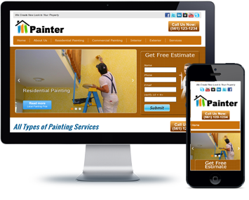 painter-website-design