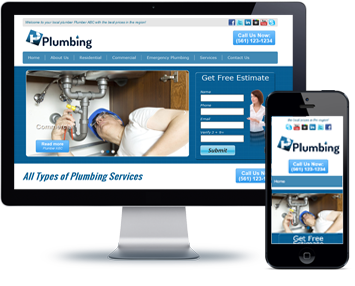 plumber-website-design